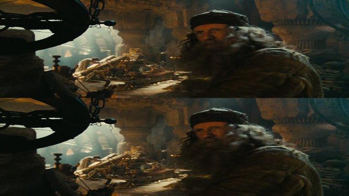 Гнев Титанов в 3D Wrath of the Titans 3D 2012 фэнтези боевик приклю