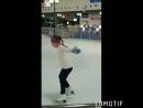 Учим прыжок Козлик Катя 7 лет Ребенок занимается всего 1 месяц УМНИЧКА