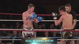 11.03.2017 Fight 2 Synottip Fight Club Professional boxing fights, MMA and kick-boxing