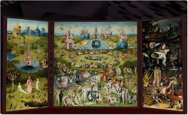 одного шедевра. Триптих «Сад земных наслаждений», Иероним Босх