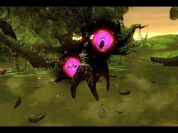 Dragon Nest - Karahan Transformation Skill