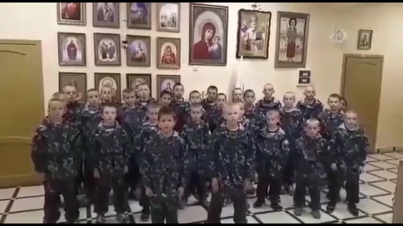Кадеты о Руси За святую Русь помолюсь