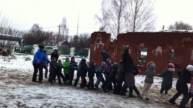 Ездили с классом в усадьбу Некрасова