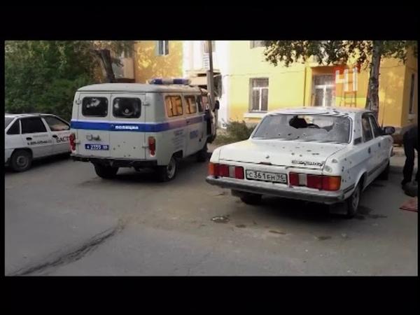 Экс-спецназовец расстрелял полицию