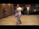 TANGO: from COLGADAS to VOLCADAS 01 - COMBINATIONS with BARRIDAS, BOLEOS SACADAS