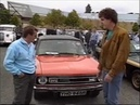 Very old Top Gear - Very young Jeremy Clarkson and Tiff Needell