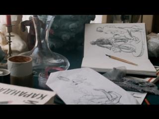 История создания скульптуры Павла Игнатьева В этом удивительном лесу.../...Бу кап-кара урманда...