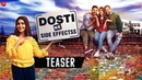 Dosti Ke Side Effects - Teaser   Sapna Choudhary