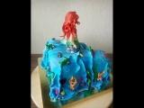 Торт для русалочки ?