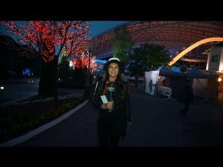 Onliner Belarus - Анна Бонд на Славянском Базаре 2018 в Витебске (17-07-2018)