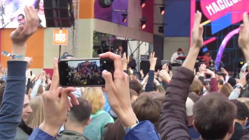 MagiCool – О Марфа! (меджикул) 05-06-2016 Bosco Fresh Fest