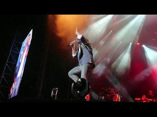 Tarkan - Kedi Gibi + Yolla Re-Mix (Canlı/Live)