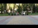 Всероссийский танго флешмоб в Волгограде