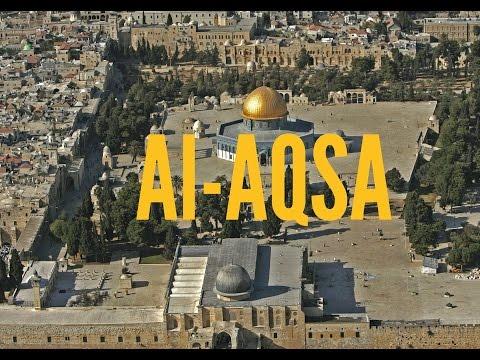 Beautiful Adhan from Masallah al-Aqsa