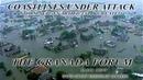 Coastlines Under Attack Storm Surges Artificially Created-Deb Tavares
