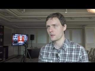Григорий Стангрит о поражении Сергея Ковалева