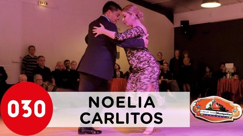 Noelia Hurtado and Carlitos Espinoza La serenata de ayer Montpellier 2017 NoeliayCarlitos
