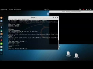 Hack Android - Kali Linux 2018.1 (full course)