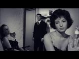 Ночь.La Notte.Italia, Francia.1961.