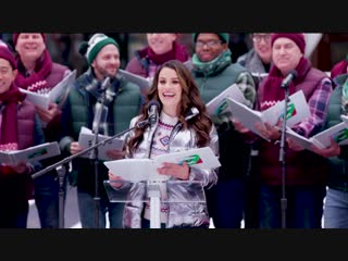 Old Navy x Lea Michele: Holiday #your❤️out with Lyft
