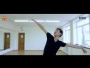 Видеуроки по калмыцким танцам. Урок 2. Чичрдг