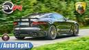 700HP Jaguar F Type SVR 5 0 V8 Supercharged ARDEN RACECAT INSANE SOUND by AutoTopNL