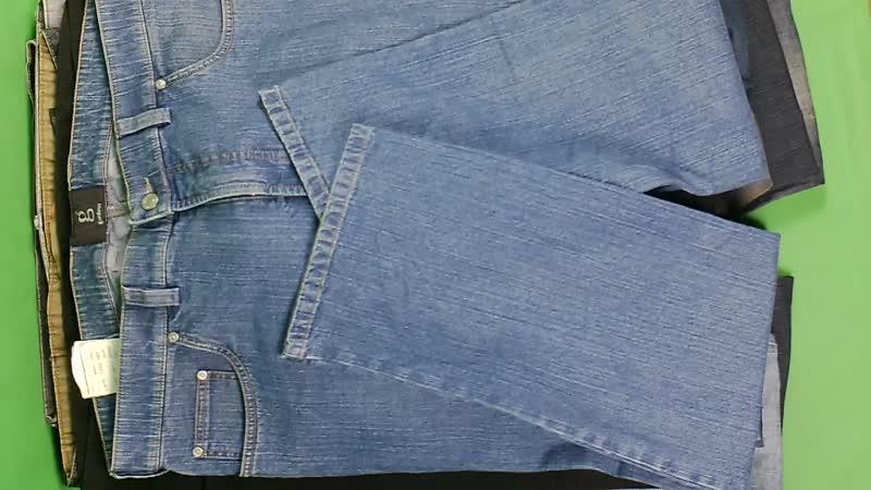 Мужские джинсы брэнды№2 (15,65 кг, 840 руб\кг, 24 шт)