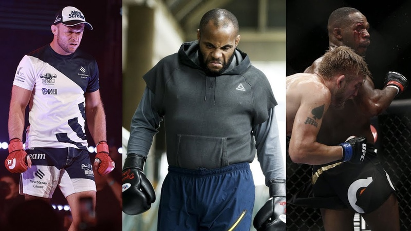 Шлеменко о подписании в UFC, Кормье о бое с Льюисом, прогноз тренера на бой Джонс - Густафссон.