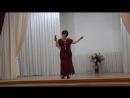 Песня Белый танец исп Татьяна Данилова Театр песни и ВЭШС ЭКСКЛЮЗИВ ЕКБ