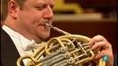Mozart Horn Concerto No 3 E flat major K 447 Radek Baborák RTVE Jean Jacques Kan