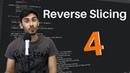 Hour of Python - Coding Challenge 4 | Reverse Slicing