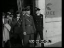 L'arrivo della rappresentanza diplomatica dello stato Stato Croato