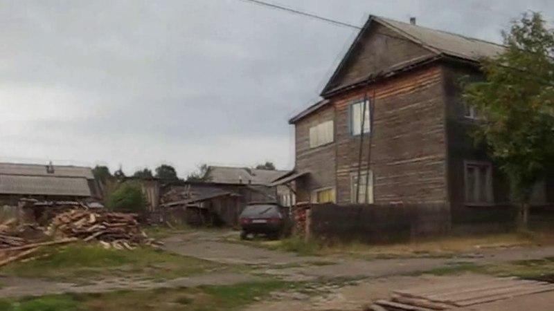 2010 и 2016 Улица Фрунзе Советск Кировская область Обзорная экскурсия
