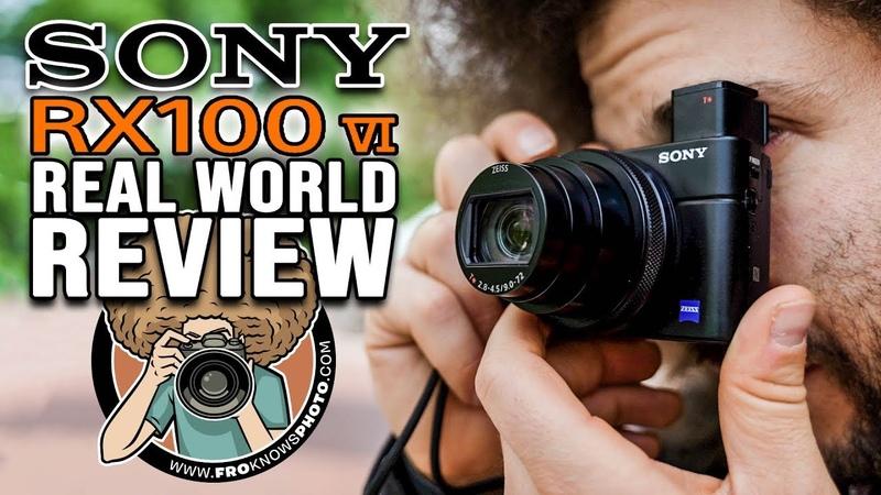 Sony RX100 VI REAL WORLD REVIEW vs Sony RX100 V
