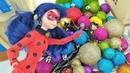 Evi quer receber todas as decorações Barbie e LadyBug