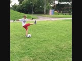 Мяч тебя не любит