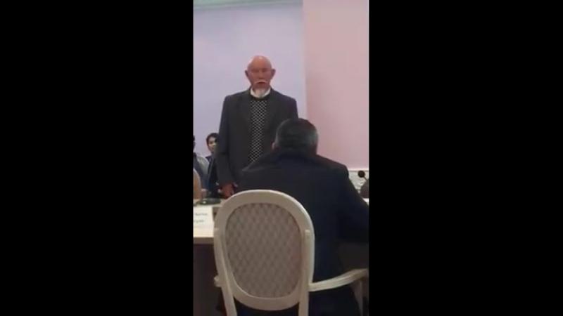 Шетпелік ақсақал Итемген Орынбаев жер туралы айтқаны
