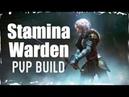 Stamina Warden PVP Build ESO Murkmire