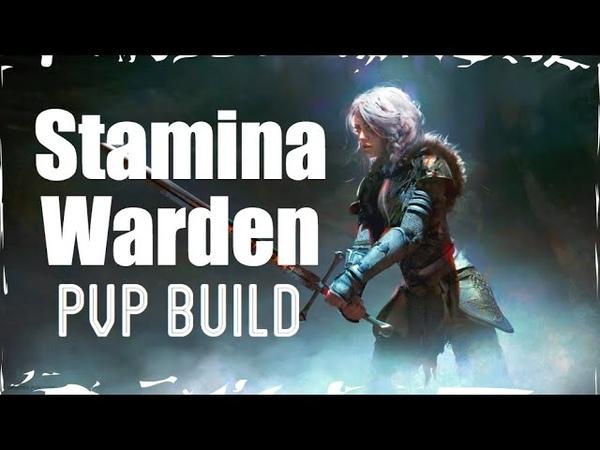 Stamina Warden PVP Build - ESO Murkmire