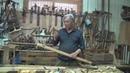共三集【木工教学】基本功 是木匠都会干的活凿榫眼