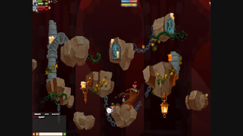 Вормикс: Я vs Никита (10 уровень)