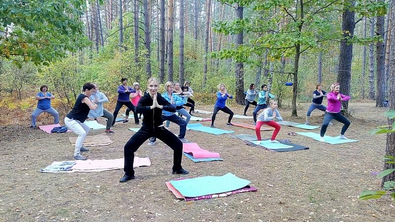 Бодифлекс - фитнес осень 2018