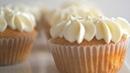Нежные яблочные кексы с творожным кремом Быстро вкусно оригинально
