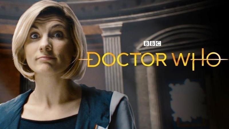 DOCTOR WHO 11x04 Arachnids In The UK Promo [HD] Jodie Whittaker, Bradley Walsh, BBC