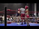 Watch all the action from tonight RIGHT... - Bikini Boxing Association 5-25-18