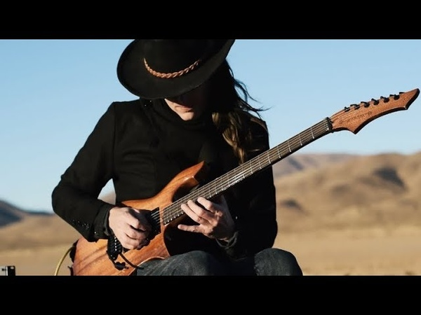 Dan Mumm The Western Wind Official Music Video 2018 Western Metal Guitar