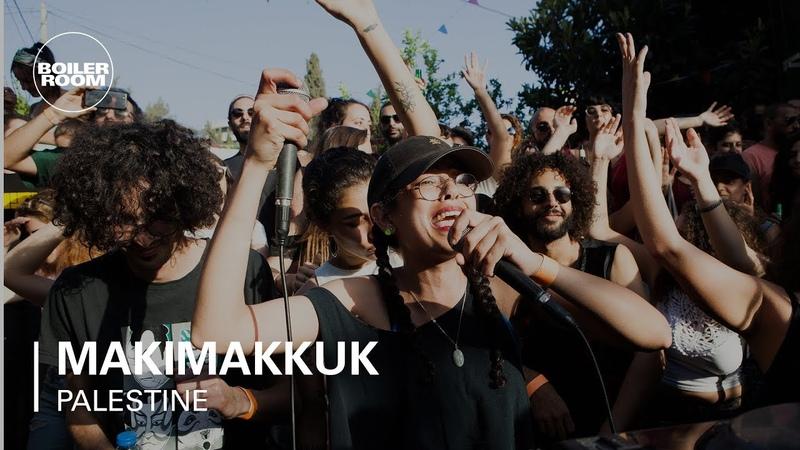 Makimakkuk Live Set ft. Mukta-feen | Boiler Room Palestine