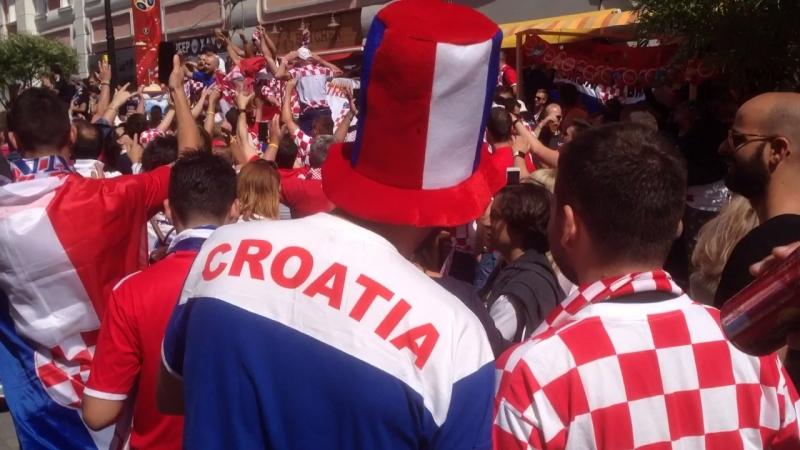 Хорваты в Нижнем
