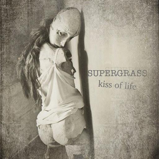 Supergrass альбом Kiss Of Life (Live)
