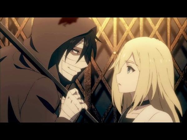 Аниме клип-Покажи мне любовь | Ангел кровопролития | Зак и Рейчел |